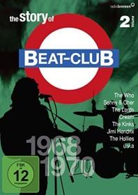 Beat-Club - Story Of Beat-Club Vol. 2: 1968-1970 (DVD)