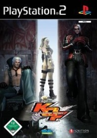 King of Fighters Maximum Impact (PS2)