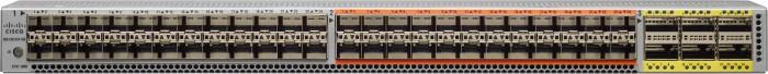 Cisco Nexus 5672UP Rackmount 10G Managed Switch, 48x SFP+, 6x QSFP+ (N5K-C5672UP-16G)