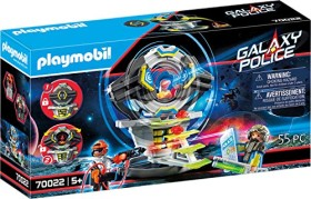 playmobil Galaxy Police - Tresor mit Geheimcode (70022)