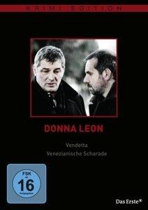 Donna Leon 1: Vendetta/Venezianische Scharade