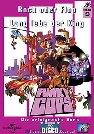 Funky Cops Vol. 3 -- via Amazon Partnerprogramm