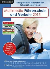 bhv Multimedia Führerschein und Verkehr 2015 (deutsch) (PC)