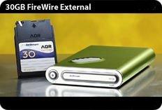 OnStream FW30 30GB Zewnętrzne/FireWire