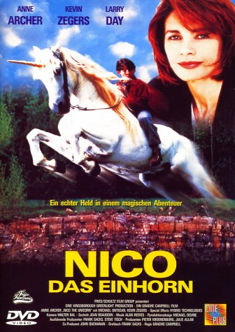 Nico, das Einhorn -- via Amazon Partnerprogramm