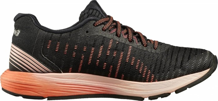 Asics DynaFlyte 3 black/flash coral (Damen) (1012A002-002) ab € 99,99