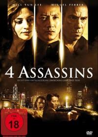 4 Assassins - Es ist eine Entscheidung zwischen Liebe und Tod (DVD)