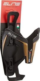 Elite Vico carbon bottle holder mat gold graphic (0156114)