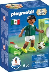 playmobil 2018 FIFA World Cup Russia - Nationalspieler Mexiko (9515)