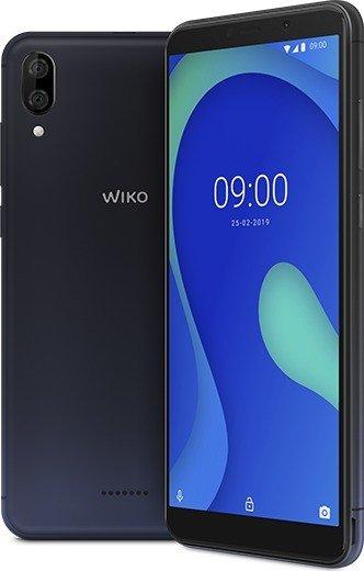 Wiko Y80 gradient dark blue