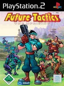 Future Tactics - The Uprising (deutsch) (PS2)