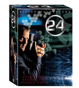 24 - Twenty Four Box (Season 1-3)