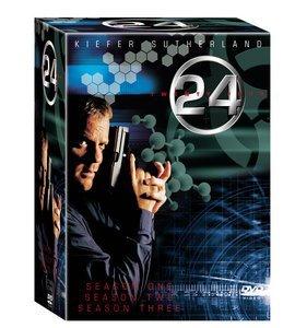 24 - Twenty Four Box (Season 1-3)