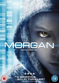 Morgan (DVD) (UK)