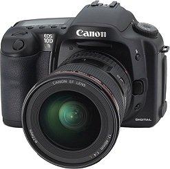 Canon EOS 10D black (various Bundles)