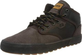 Globe Motley Mid dark choco/black/summit (GBMOTLEYM-17332)