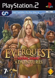 Everquest Online Adventures (German) (PS2)