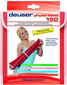 Deuser Physio Band 150 blue strong 1.20m (111403)