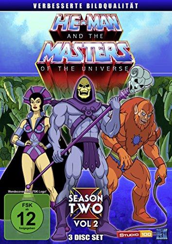 He-Man and the Masters of the Universe Season 2.2 (Folgen 99-130) -- via Amazon Partnerprogramm