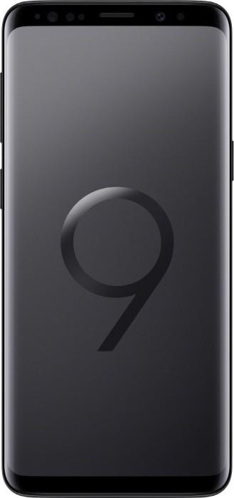 Samsung Galaxy S9 G960F 64GB schwarz