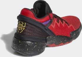 adidas D.O.N. Issue #2 core black/scarlet/gold metallic (Junior) (FZ1426)
