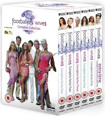 Footballers' Wives Box (Season 1-2) (UK) -- via Amazon Partnerprogramm