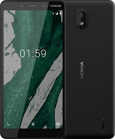 Nokia 1 Plus Dual-SIM schwarz