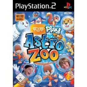 EyeToy: Play 5 Astro Zoo - nur Software (PS2)