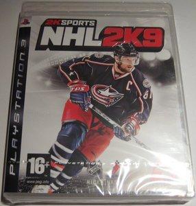 NHL 2K9 (deutsch) (PS3)