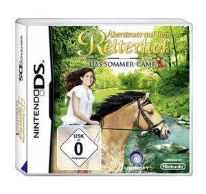 Abenteuer auf dem Reiterhof - Das Sommer-Camp (deutsch) (DS)