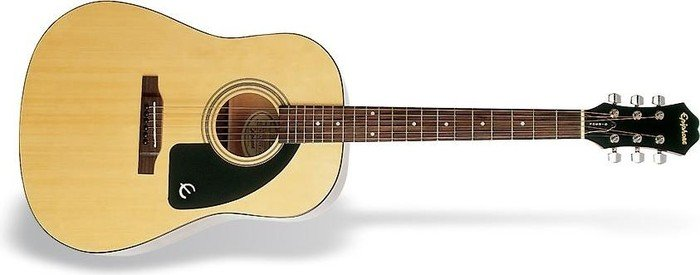 Epiphone AJ-100 western guitar (various colours)