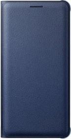 Samsung Flip wallet for Galaxy A5 (2016) blue (EF-WA510PBEGWW)