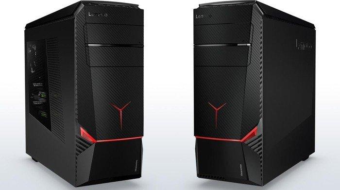Lenovo IdeaCentre Y900-34ISZ, Core i7-7700K, 16GB RAM, 2TB HDD + 256GB SSD, GeForce GTX 1080 (90DD00EYGE)