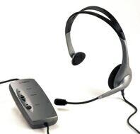 Labtec Axis-711 (Headset Mono/LVA-8711)