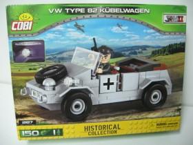 Cobi Historical Collection WW2 VW Kübelwagen typ 82 (2187)