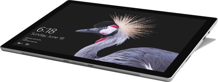 Microsoft Surface Pro + Signature Type Cover, Core i7-7660U, 8GB RAM, 256GB SSD
