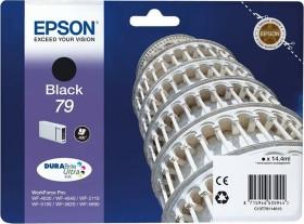 Epson Tinte 79 schwarz (C13T79114010)
