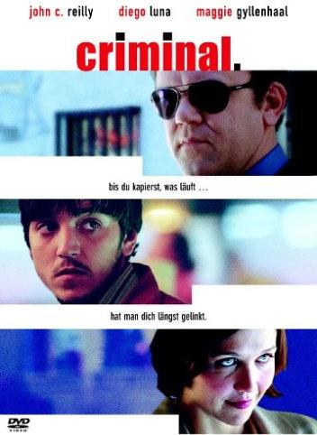 Criminal -- via Amazon Partnerprogramm