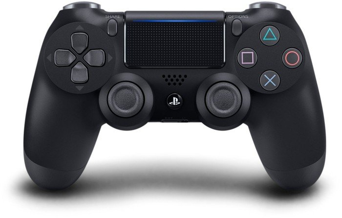 Sony DualShock 4 2.0 Controller wireless, schwarz (PS4)