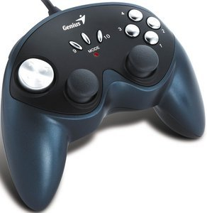 Genius MaxFire G-12U vibration Gamepad, USB (PC) (31610006101)