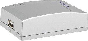 Netgear PS121 Printserver, USB