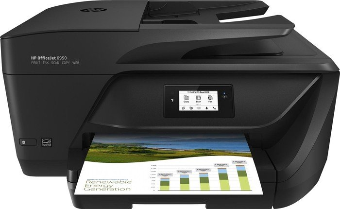 HP OfficeJet 6950 All-in-One, Tinte (P4C85A)