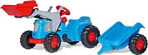 Rolly toys rollykiddy classic trettraktor mit frontlader und