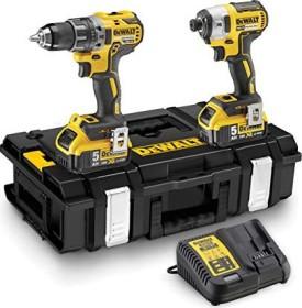DeWalt DCK266P2 combo pack Cordless Tool Set incl. case + 2 Batteries 5.0Ah
