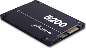 Micron 5200 MAX 480GB, TCG, SATA (MTFDDAK480TDN-1AT16ABYY)
