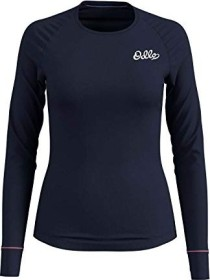 Odlo Active Warm Originals Shirt langarm diving navy (Damen) (154201-20377)