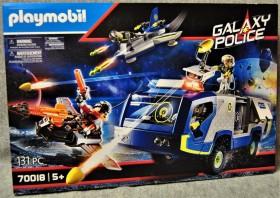 playmobil Galaxy Police - Galaxy Police-Truck (70018)