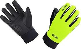 Gore Wear C5 Gore-Tex Thermo Fahrradhandschuhe neon yellow/black (100563-0899)