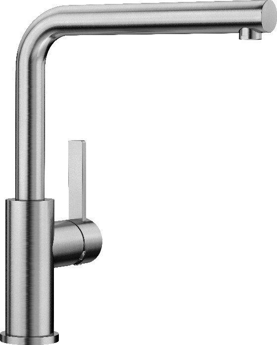 Blanco Lanora HD brushed stainless steel (523122)