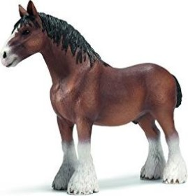 Schleich Farm World - Clydesdale Stallion (13670)